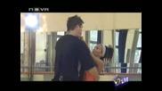 Vip dance - Николета забива шамар на Нед