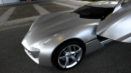 Ненормалният Chevrolet 2011