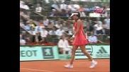 Ana Ivanovic Vs J. Jankovic 1/2 Rg 2008