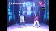 Jaebum & Junho - Come Back To Me [m!countdown 07.05.09]