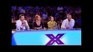The X Factor Bulgaria ! (2013) Момичето което накара журито да настръхне .. ( Виктория )