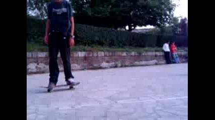 Skate In Кюстендил Big Ollie(silvestar)