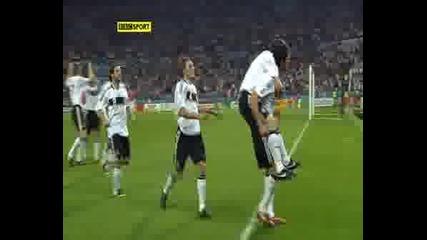 Евро 2008 - Aвстрия 0 - 1 Германия - Ballack