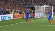 Анализ и цифри след полуфинала Германия - Франция