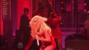 Lady Gaga - Paparazzi @ Saturday Night Live Snl (03 - 10 - 2oo9) * High Quality *