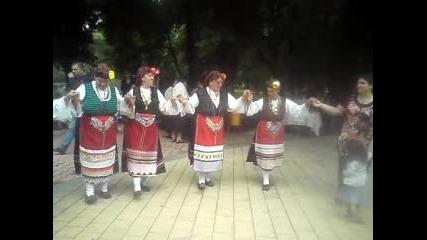 Хоро На Мегдана С Георги Костов 2014