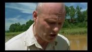 "Мангров рак и змиеглава риба - "" Ухапи ме"" с Майк Лиъхи"