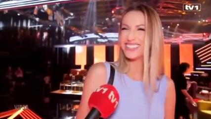 Rada Manojlovic - Любопитно интервю - VIP35 - (TV 1 28.10.2017.)