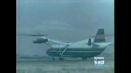 Ми - 12 - най - големият хеликоптер на всички времена