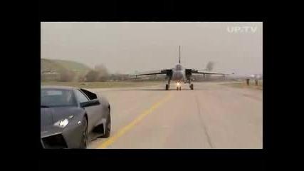 Lamborghini Reventon vs. Tornado ! Amazing !