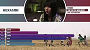 Gfriend - Time for the Moon Night Line Distribution Color Coded -