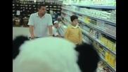 Никога не казвай Не на панда ! (няколко реклами)