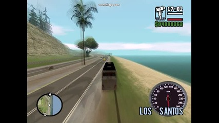 gta sa crazy bus :d