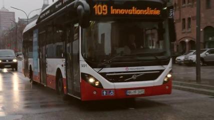 Електрически автобус Волво