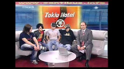 Interview С Tokio Hotel {durh Den Monsun}