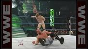 Daniel Bryan vs. Jamie Noble - Wwe Velocity Jan. 12 2003