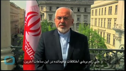 Iran, World Powers Push for Tuesday Nuclear Deal