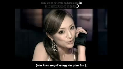 Hamasaki Ayumi - Angel's Song (англ. Sub. )