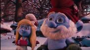 Коледната песен на Смърфовете - целият филм с Бг Субтитри (2011) The Smurfs A Christmas Carol [ hd ]