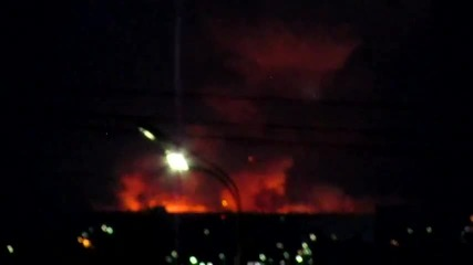 Взрив на военна база в Удмуртия