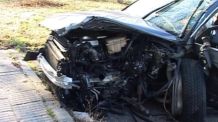 Майка и дъщеря загинаха при тежка катастрофа в Пловдив