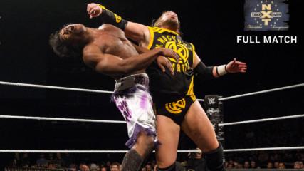 Velveteen Dream vs. Kassius Ohno: NXT TakeOver: Philadelphia 2018 (Full Match - WWE Network Exclusive)