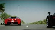 Top Gear - Mclaren F1 vs Bugatti Veyron