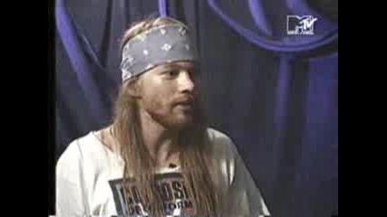 Guns N Roses - Metallica Tour 1992 2/4