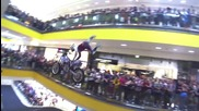 X-treme Motor & Bike каскади в Serdika Center / Gopro