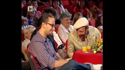 Комиците - телевизионната игра(30.09.2011)