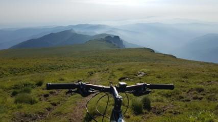 Подробно 5 Част - От връх Ком до нос Емине с колело 650км 2017г