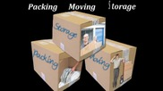 Moving packing storage services by Lloyd the Mover, Pembroke, Ottawa, Canada