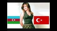 Azeri Kizi Gunel Biz Iki Devlet Bir Milletiz