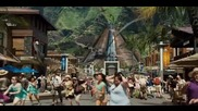 Джурасик Свят ( 2015 ) Бг суб Част 5 / Jurassic World /