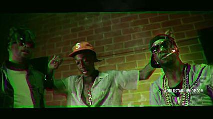 Wiz Khalifa Juicy J Tm88 -green Suicide- Wshh - Official Music Video 2016