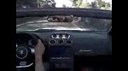 Lamborghini Gallardo - Грачи По Улиците
