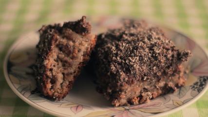 Кекс с вафли - бързо, лесно и вкусно!