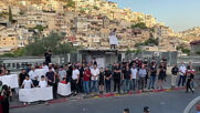 East Jerusalem: Crowds march in Silwan against forced displacement