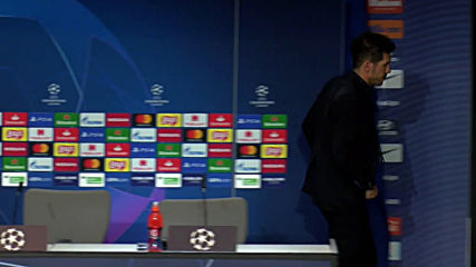 Spain: Simeone credits Atletico fans for first-leg UCL win against Liverpool