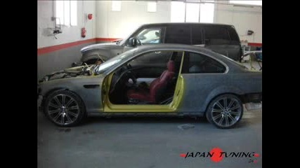 Japan Tuning Bmw E46 coupe