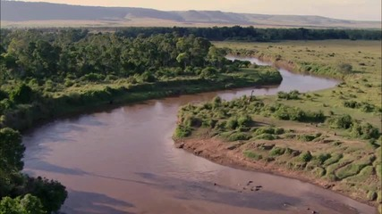 Planet Earth - episode Fresh Water (избрани кадри)