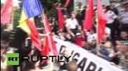 Moldova: Clashes break in Chisinau as protesters call for resignations