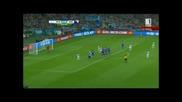Мондиал 2014 - Аржентина 2:1 Босна и Херцеговина - Аржентина не впечатли срещу храбрите Босненци!