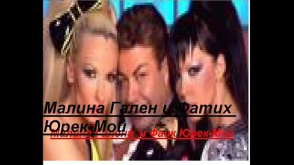 Малина Галена и Фатих Юрек - Мой