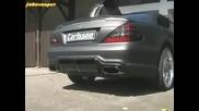 Mercedes Carlsson Ck63 Rs exhaust