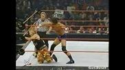 Steven Richards w/ Victoria vs. Spike Dudley - Wwe Heat 12.01.2003