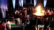 The Secret Circle 1x11 Fireice Extended Promo
