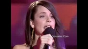 Евровизия 2008 Испания - Jorge Gonzalez Y Cristina - Dejame Verte