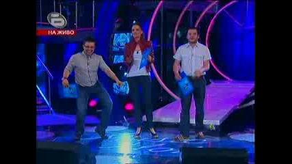 Music Idol 3 Мустафа с песен на Търкан