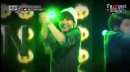 [ Eng Subs ] Exo 90:2014 - Episode 6 - Baekhyun ( Dance Special: Koyote, Clon & Dj Doc )